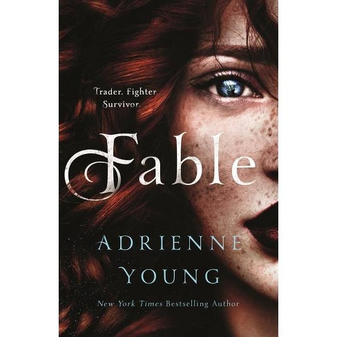 Fable - (Fable, 1) by  Adrienne Young (Hardcover) - image 1 of 1