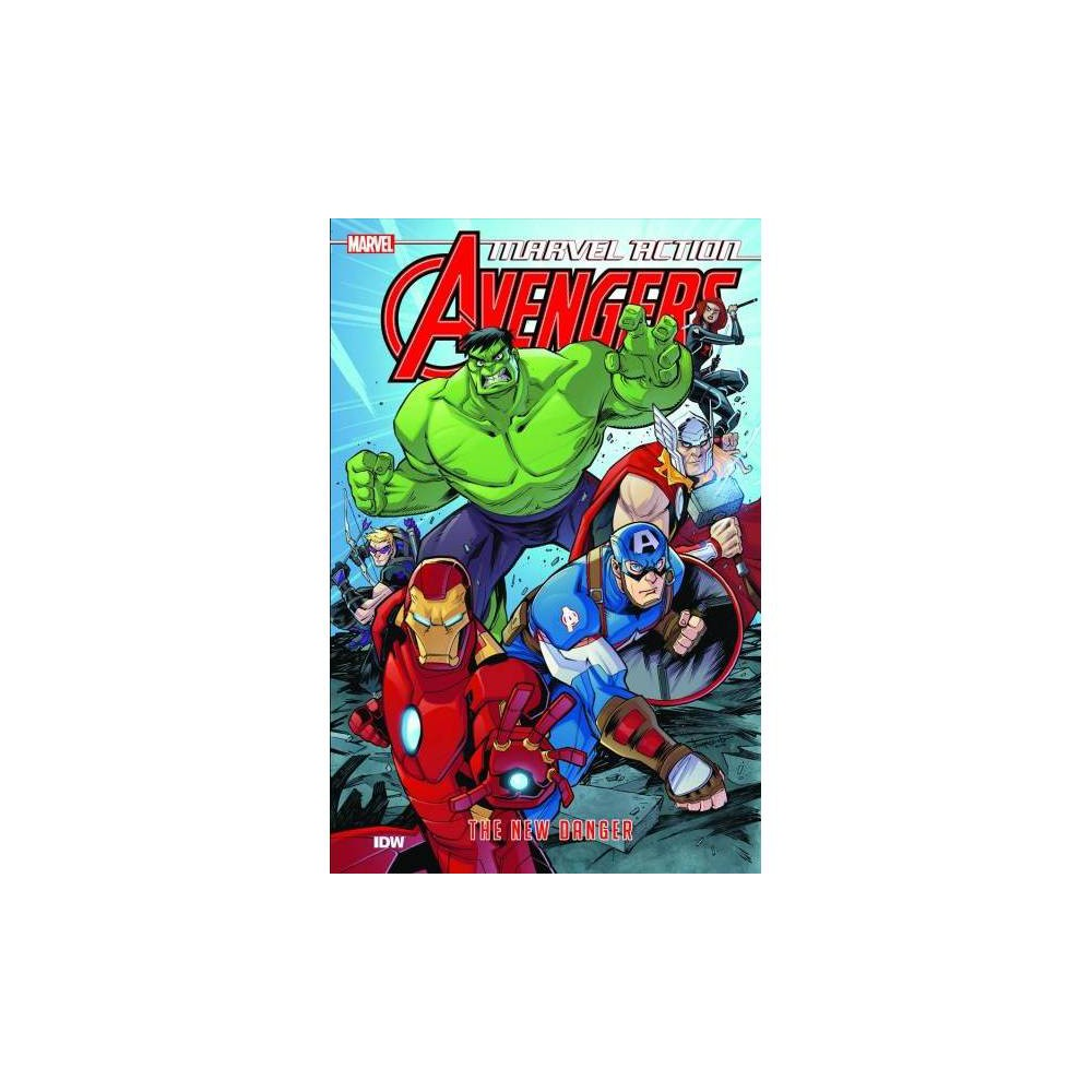 ISBN 9781684055159 product image for Marvel Action - Avengers - the New Danger 1 - by Matthew K. Manning (Paperback) | upcitemdb.com