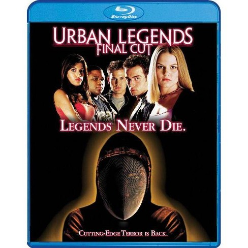 Urban Legends: The Final Cut (Blu-ray) - image 1 of 1
