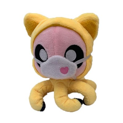 Tentacle Kitty First Responders & Essentials Little Ones Plush | ICU Kitty