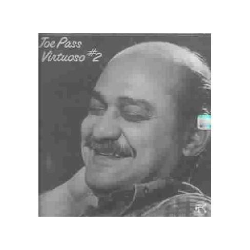 Joe Pass - Virtuoso 2 (CD) - image 1 of 1