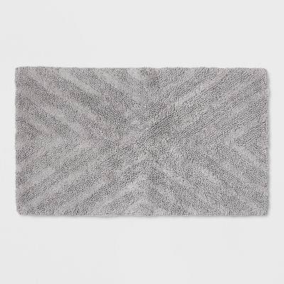 Solid Bath Rug Drizzle Gray - Project 62™ + Nate Berkus™