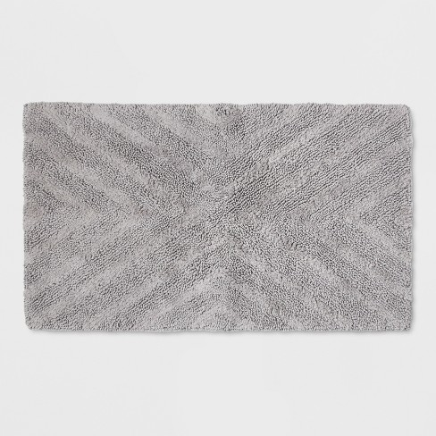 Textured Stripe Bath Rug - Project 62™ + Nate Berkus™ - image 1 of 2