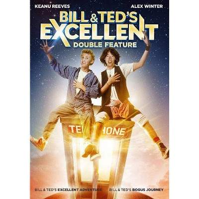 Bill & Ted's Most Excellent Collection (DVD)