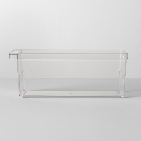 "4.5""W X 10.5""D X 4""H Plastic Kitchen Organizer - Made By Design™ - image 1 of 3"