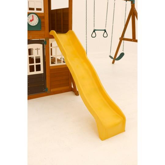 KidKraft McKinley Wooden Swing Set/Playset image number null