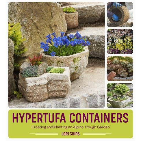 Hypertufa Containers - by  Lori Chips (Paperback) - image 1 of 1