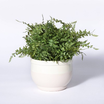 Small Faux Potted Fern - Threshold™ designed with Studio McGee