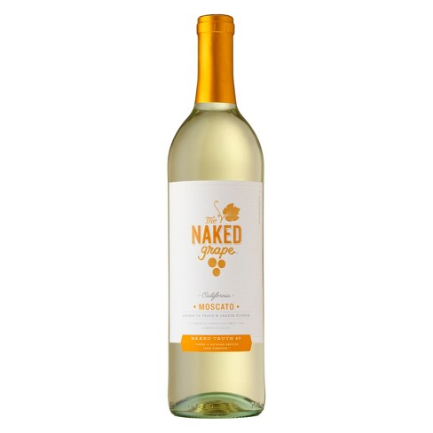 The Naked Grape® Moscato - 750mL Bottle - image 1 of 2