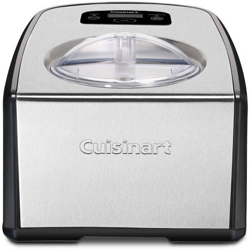 Cuisinart 1.5qt Stainless Steel Ice Cream and Gelato Maker - ICE-100 - image 1 of 4