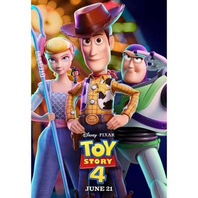 Toy Story 4 (Blu-Ray + DVD + Digital)
