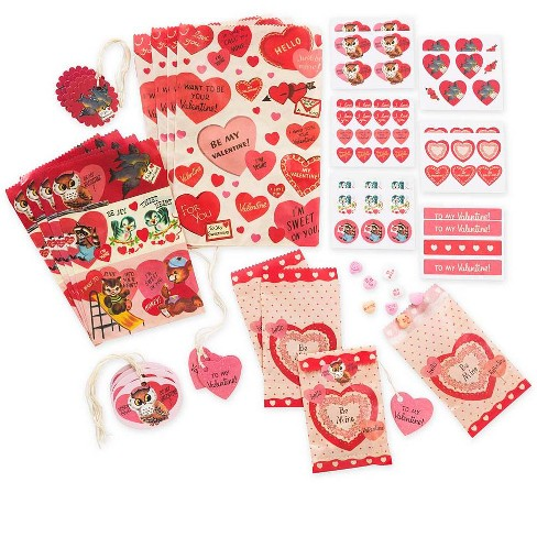 Set of Valentines for Children - HearthSong - image 1 of 1