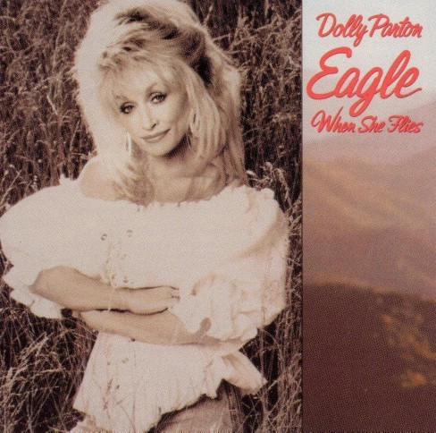Dolly parton - Eagle when she flies (CD) - image 1 of 1