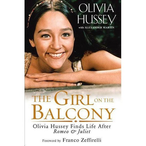 The Girl on the Balcony - by  Olivia Hussey (Hardcover) - image 1 of 1