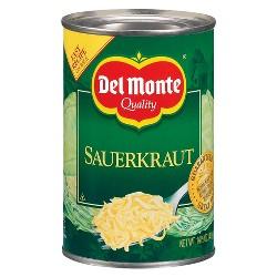 Del Monte Sauerkraut 14.5 oz