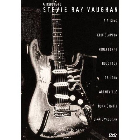 A Tribute To Stevie Ray Vaughan (DVD) - image 1 of 1