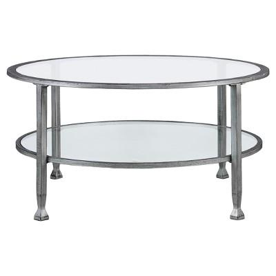 Jamel Round Cocktail Table - Aiden Lane