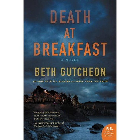Death at Breakfast - by  Beth Gutcheon (Paperback) - image 1 of 1