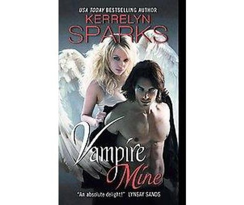Vampire Mine (Paperback) by Kerrelyn Sparks - image 1 of 1