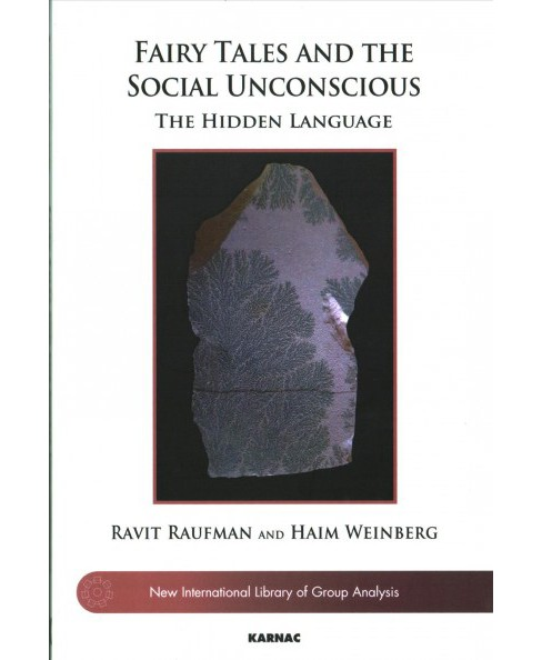 Fairy Tales and the Social Unconscious : The Hidden Language -  (Paperback) - image 1 of 1
