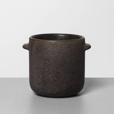 6.2oz Seasonal Ceramic Candle Bookshop - Hearth & Hand™ with Magnolia