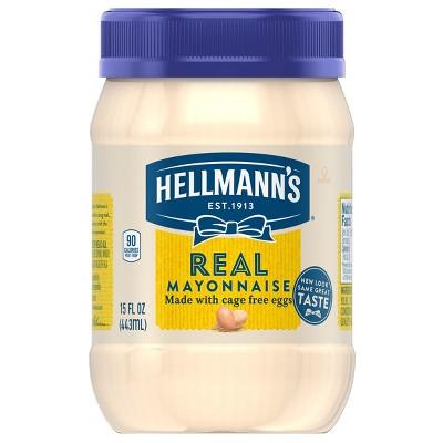 Mayonnaise: Hellmann's Real