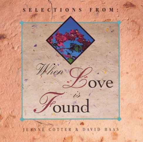 David haas - When love is found (CD) - image 1 of 1