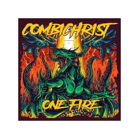 Combichrist - One Fire (CD) - image 1 of 1