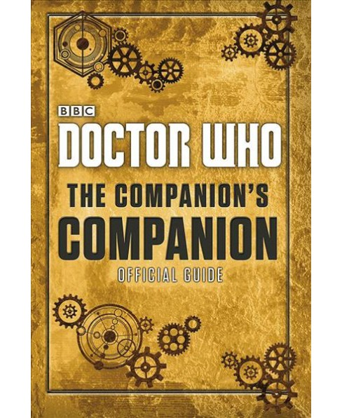 Doctor Who The Companion's Companion (Hardcover) (Clara Oswald) - image 1 of 1