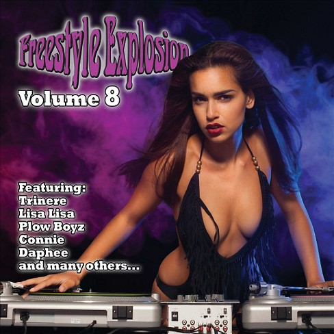 Various - Freestyle explosion volume 8 (CD) - image 1 of 1