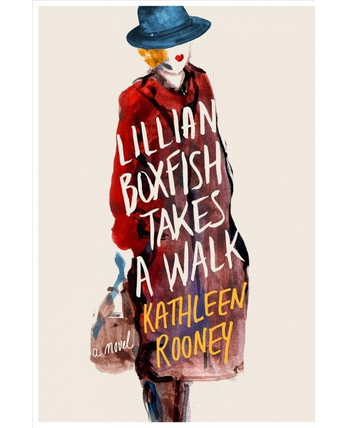 Lillian Boxfish Takes a Walk (Hardcover) (Kathleen Rooney) - image 1 of 1