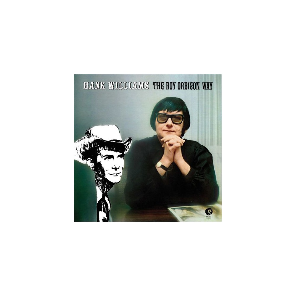 Roy Orbison - Hank Williams The Roy Orbison Way (Vinyl)