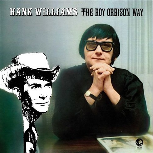 Roy orbison - Hank williams the roy orbison way (Vinyl) - image 1 of 1