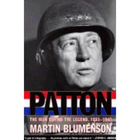Patton - by  Martin Blumenson (Paperback) - image 1 of 1