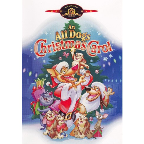 about this item - All Dogs Christmas Carol