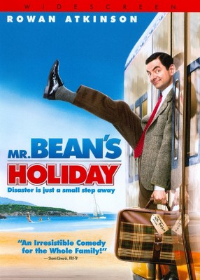 Mr. Bean's Holiday (DVD)