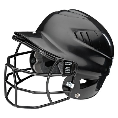 Rawlings Softball Helmet Adult/Youth - Black