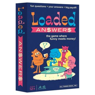 Loaded Answers Board Game