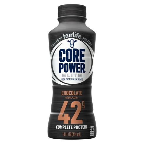 Core Power Chocolate Elite Protein Drink - 14 fl oz Bottle - image 1 of 3