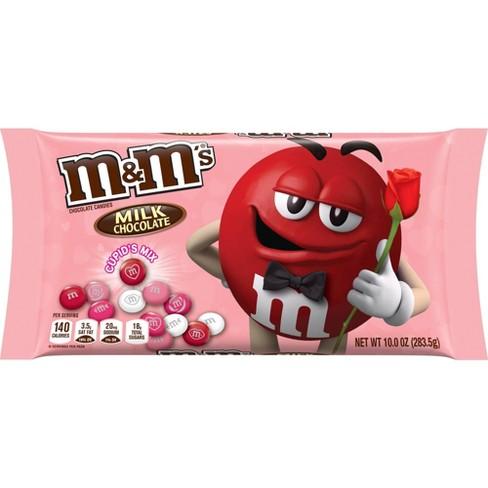 M&M's Valentine's Day Cupid's Mix Milk Chocolate - 10.0oz - image 1 of 3