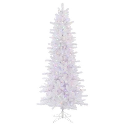 Vickerman Crystal White Pine Artificial Christmas Tree