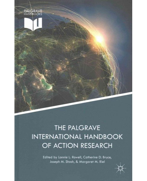 Palgrave International Handbook of Action Research (Hardcover) - image 1 of 1