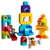 THE LEGO MOVIE 2 Emmet and Lucy's Visitors from the DUPLO 10895 - image 2 of 4