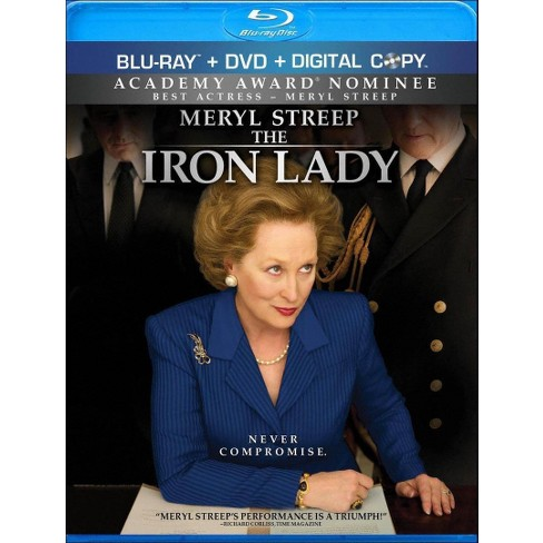 The Iron Lady (3 Discs) (Includes Digital Copy) (Blu-ray/DVD) - image 1 of 1