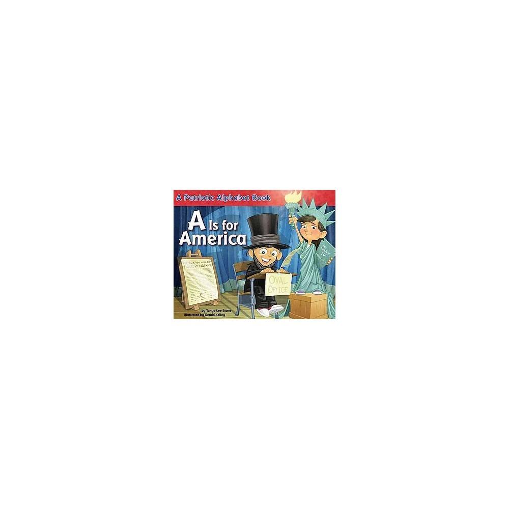 A Is for America (Original) (Paperback)