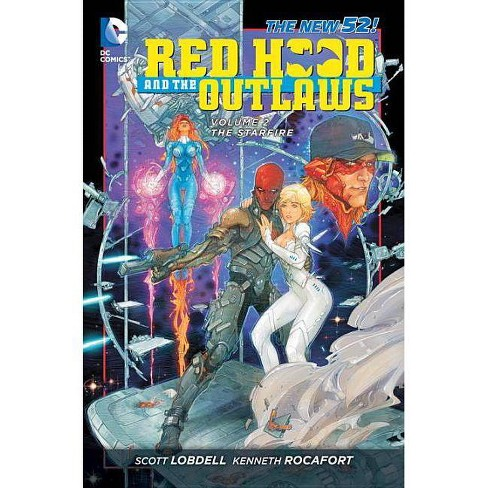 Red Hood and the Outlaws Vol. 2: The Starfire (the New 52) - by  Scott Lobdell (Paperback) - image 1 of 1