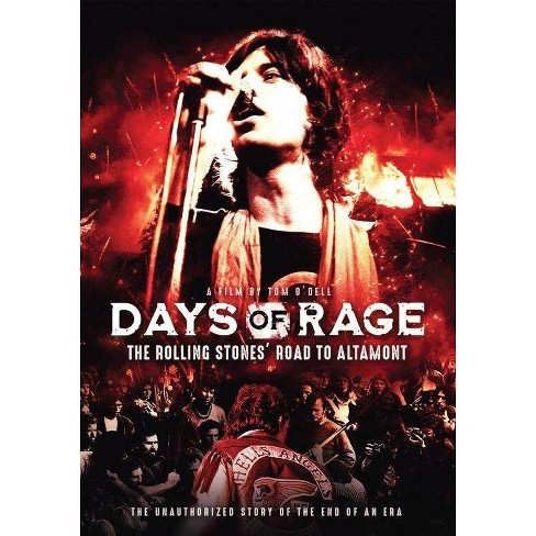 Days of Rage: The Rolling Stones' Road to Altamont (DVD) - image 1 of 1