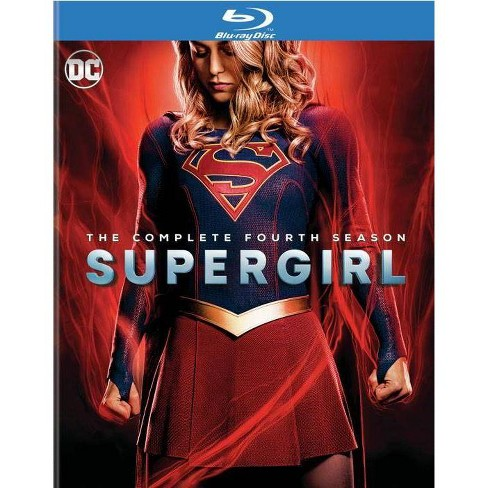 Supergirl: The Complete Fourth Season (Blu-ray) - image 1 of 1