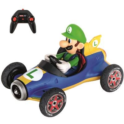 Carrera RC Mario Kart - Mach 8 Luigi