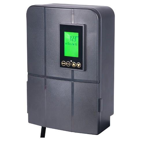 Paradise Garden 200W Smartphone Compatible Low Voltage LED Transformer - Black - image 1 of 1
